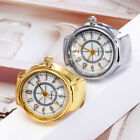 Cool Elastic Dial Quartz Analog Watch Creative Steel Quartz Finger Ring Watch