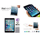 New Apple iPad Mini 3 Wi-Fi Cellular LTE 7.9inch Touch ID Unlock Sealed Package