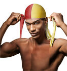 Buy1 Get1 50% Off) RED by KISS Power Wave Duo Color Fashion Durag Silky 360 Wave