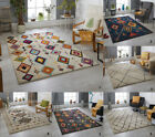 HALL BEDROOM LIVING ROOM AREA FLOOR RUGS NEW LARGE SMALL THICK PILE ATLAS RUGS