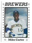 1990 Sport Pro Helena Brewers Minor League Baseball card - Pick your player