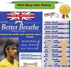 5 -100 BETTER BREATH NASAL STRIPS RIGHT EASY STOP ANTI SNORING UK BREATHE