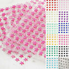 600 pcs STARS Self-Adhesive Gem STICKERS Wedding Party Favors Decorations SALE
