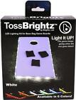 Brightz Tossbrightz Cornhole/Bean Bag Game Led Lighting Kit (Lights Only, No Boa