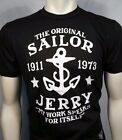 SAILOR JERRY RUM MY WORK TATTOO NORMAN COLLINS CLASSIC MENS T TEE SHIRT S-2XL