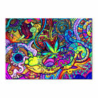 Psychedelic Art Wall Poster Painting Canvas Unframed Printing Picture Home Decor