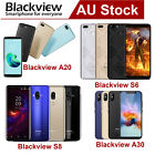 Blackview Smartphone Bv S6/s8 Bv A20/a30 64gb Waterproof Android Mobile Phone Au
