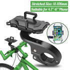 Universal Motorcycle Bicycle Bike MTB Handlebar Phone Mount Baby Stroller Holder