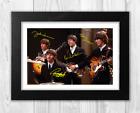 The Beatles (5) A4 signed photograph picture poster. Choice of frame.