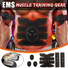 EMS SMART ABS STIMULATOR ABS ABDOMINAL ARMS MUSCLE ULTIMATE EMS BODY TRAINING
