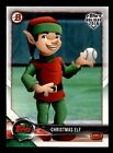 2018 Bowman Holiday Baseball Singles (Pick Your Cards)