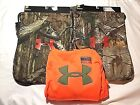 Under Armour Hoodie UA Sackpack Bag Beanie - U Pick - Realtree Mossy Oak Blaze
