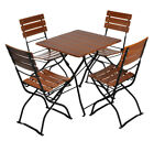 Beer Garden Bistro Table & Chairs