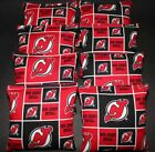 NEW JERSEY DEVILS CORNHOLE BEAN BAGS 8 ACA REGULATION NHL FAN GIFTS !! $42.99 USD on eBay