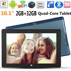 "10.1"" Dual System Hd Tablet Pc Octa Core 1280*800 Android5.0 32gb Wifi For Win10"