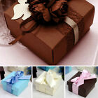 """100 2.5x2.5x1.5"""" Wedding Favors Gift BOXES with Removable Top Lid Party Supplies"""