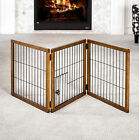 Carlson Pet Products Carlson 3 Panel Safety Gate <br/> Direct from Wayfair