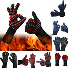 Внешний вид - Hot BBQ Grilling Cooking Gloves Extreme Heat Resistant oven Welding Gloves