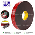 Genuine 3M VHB 5952 Double-side Mounting Tape Adhesive Tape Automotive 15M/50FT