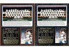 1984 Detroit Tigers World Series Champions Photo Card Plaque on Ebay