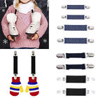 Внешний вид - Stainless Steel Mitten Clips Elastic Glove And Mitten Clips For Kids 1 Pair ER