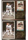Leroy Kelly #44 Cleveland Browns Photo Card Plaque on eBay