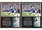 Steve Smith #89 Carolina Panthers 2001-2013 Photo Card Plaque $26.55 USD on eBay