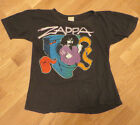 RaRe 1980s FRANK ZAPPA vintage rock concert tour t-shirt gildan $25.0 USD on eBay