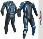 RST Pro CPXC II 2 1840 One Piece Blue Motorcycle Leather Suit Track Race 1