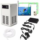 75w 180w Aquarium Water Chiller Fish Shrimp Tank Cooling LCD Display AC 110-220V