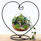 Ornament Display Stand Iron Hanging Stand Rack Holder for Hanging Glass Decor