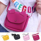 Внешний вид - Little Girls Purses Cute Cat Ears Girl Crossbody Shoulder Bag for Kids