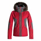 Roxy Atmosphere w/Faux Fur Womens Insulated Snowboard Jacket