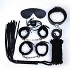 New Adult-Sex-SM-Toys-Handcuffs-Cuffs-Strap-Whip-Rope-Neck-Bandage-Sexy-SMs