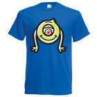 T- Shirt  TEE * Cute SEXY Green EYE MONSTER * MINT size S up to XXL