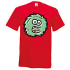T- Shirt  TEE * UGLY SEXY GREEN MONSTER * MINT size S up to XXL