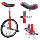 16 18 20 24 Inch Unicycle Balance Uni Cycle Bike Wheel Fitness Scooter Circus