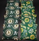 MLB Vintage/ Rare OAKLAND Athletics A's Cornhole Bean Bags 8 ACA Regulation on Ebay