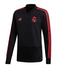 Brand New adidas Real Madrid Europe Training Top Long Sleeve Shirt