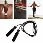 Aerobic Exercise Boxing Skipping Jump Rope Adjustable Bearing Speed K12 image