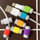 USA~1-10pcs Charger Cable Saver Cell Phone Protector Apple iPhone Android LOT