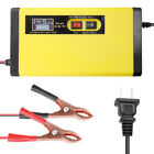 12V 8A US/EU Wet Dry Lead Acid Car Battery-charger with Digital LCD Display V5M6