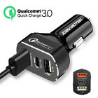 for Android iOS - Smart Charging Adaptive Tech Built In (Black) Fast Car Charger, used for sale  West Covina
