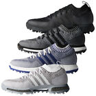 Adidas Golf Mens Tour 360 Knit Spiked  Boost Breathable Golf Shoes