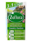 Zoflora Concentrated Disinfectant 3 in 1 Action 56ml - 120ml - Choice of Scent
