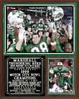 1999 Marshall Thundering Herd Motor City Bowl Champions Photo Plaque