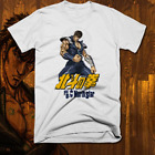 Vintage anime Fist of the North Star T-shirt Akira cyberpunk style retro action image