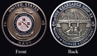 ~ USS Kearsarge ~ Ship 11 ~ US Navy Recruit Training Command Challenge Coin ~