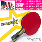 Levantos - Professional Premium Speed Control Tennis Ping Pong Rackets Paddle