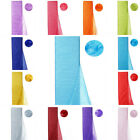 54 inches x 45 feet SHEER TULLE Fabric Bolt with Sequins Pattern Design DIY SALE